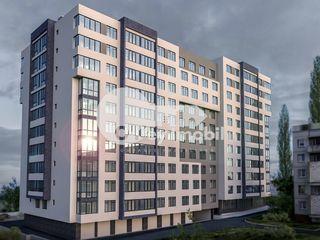 Potrivit pt. Investiție! 1 cameră+living, variantă albă, str. Paris!