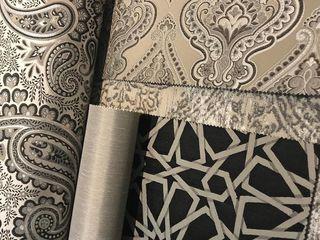 Tapete din textil, текстильные обои !!! Италия