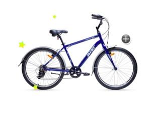 Велосипед Aist Cruiser 1.0 со скидкой -10%. Гарантия и доставка.