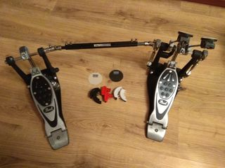 Pearl Eliminator Powershifter Double Pedal