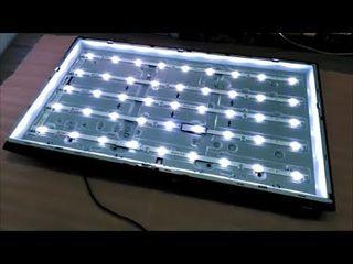 Профессиональный ремонт (замена) led подсветки на телевизорах (гарантия и качество)