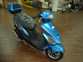 Wolf Motors Scutera 50cc ,125 cc