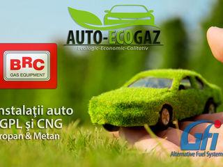 Instalaţii Auto-EcoGaz Propan-Metan