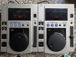 Продаю срочно Dj комплект Pioneer cdj100 + mixer в хорошем состоянии = 1999 лей