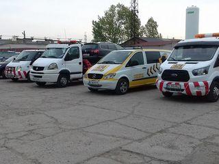 servicii evacuari automobile - evacuarea masinilor - service mobil, tractari auto pe platforma