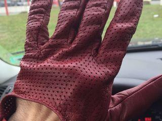 Перчатки, водительские