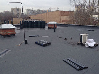 Ремонт кровли крыши reparatia acoperisului