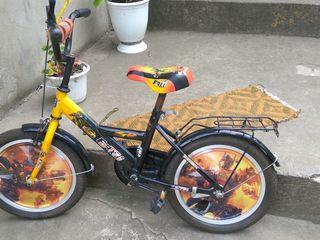 велосипед 4-8 лет