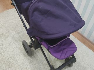 Urgent Jane Muum, cărucior - коляска