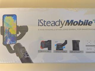 Ручные 3-осевые стабилизаторы Hohem iSteady Mobile Plus, FeiyuTech G5.