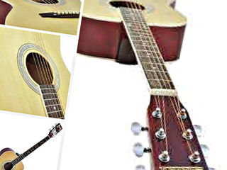 Dimavery =1550 lei acoustic guitarAW-303 Western (новая ( barter