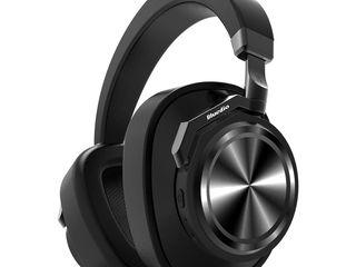 Bluedio T6 беспроводные Bluetooth наушники с микрофоном Черные.
