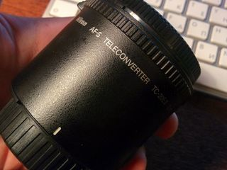Nikon AF-S Teleconverter TC-20E II 2x