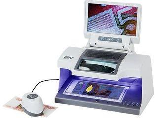 Detector de valută PRO CL 16 IR LCD