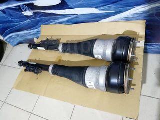 Repararea / restaurarea amortizoarelor pneumatice