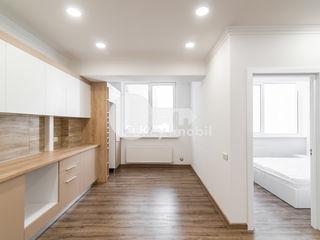 Centru - Valea Trandafirilor !! 1 cameră + living, zonă de parc, bloc nou, 55890 € !