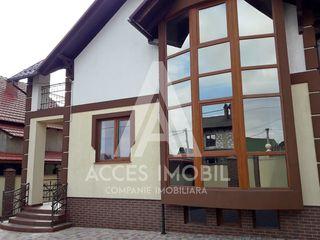 Durlești, str. Plopilor, casă în 2 nivele, 190 m2, 4 ari, varianta albă!