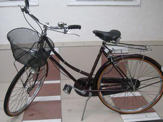 bicicleta retro Raleigh