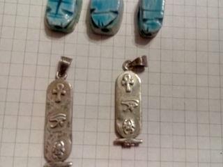 Продам речной жемчуг. качественную бижутерию. скарабеев, серебрянный браслет Египет, оригинал.