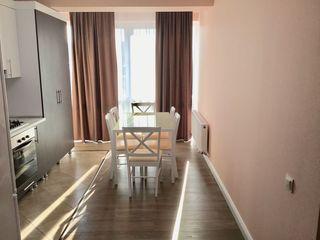 Lunar Apartament bloc nou 2 dormitoare + living