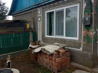Casă în satul Slobozia cu 2 planuri