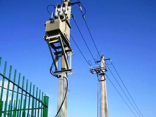 Electric autorizat :  executam lucrări exterioare în domeniul energetic