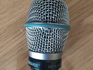 Vind  golovca la microfon original Shure Beta 87A