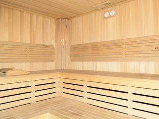 Conac cu sauna pe lemne.