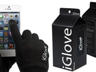 Дамские / розовые и бордовые / перчатки для сенсорных экранов iGlove