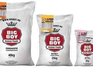 Комбикорм big boy для експорта