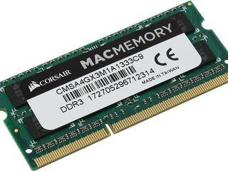 Apple,macbook,pro,air, ram/оперативка ddr3,ddr3l, 4,8gb 1066/1333/1600