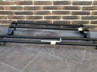 Порог нерж, дуги поперечные и компрессор оригинал  универсальные оригинал, газ-бублик 62л.   Дуги по