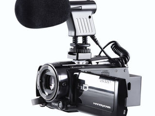 Микрофоны для видеокамер и фотоаппаратов.
