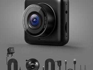 Две камеры! Регистратор Apeman (Sony Starvis)