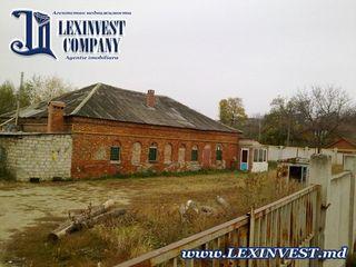 Centru Truseni. 16 ari + cladire 215 m2 - 34500