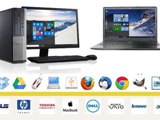 Компьютерное обслуживание, услуги по установке и настройке Windows
