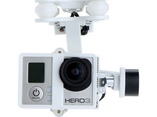 Карданный подвес G-2D walkera для камеры. пластик. белый.