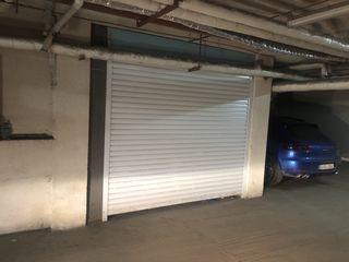 Гараж в подземной парковке Буюканы