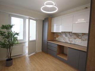 Nou - reparatie de calitate - 1 dormitor +living cu bucatarie !!!