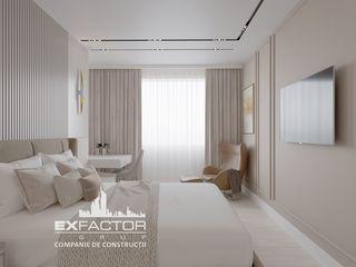 Exfactor Grup - Buiucani 3 camere 84 m2, et. 3 la cel mai bun preț, direct de la dezvoltator!