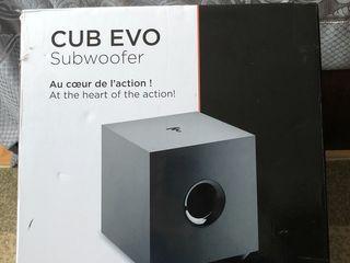 Focal cub evo subwoofer - nou!!! sigilat