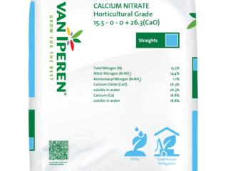 15.5-0-0+26.3 (CaO) Нитрат кальция (кальцинит) Van Iperen