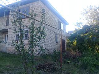 13.61ari loc de casa in Truseni cu casa ridicata, dar nefinisata