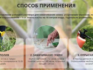 Биоактиватор роста растений и рассады - BioGrow Plus