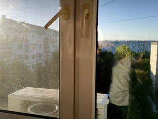 Spălarea geamurilor! Мойка окон.