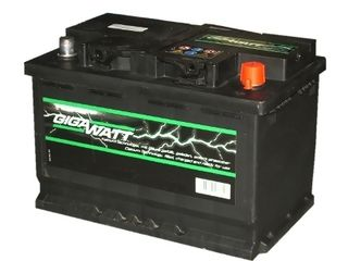 Acumulator Gigawatt(Cehia) 70AH 640A(EN) - Garantie 2 ani!!!
