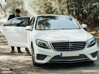 rentmercedes.md - Mercedes S Class AMG Long full