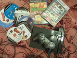 PS 2 + игры + джойстик