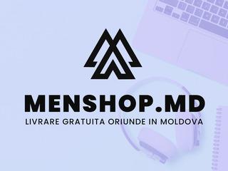 Se Vinde Magazinul Online - MenShop.md