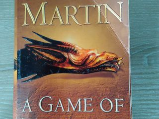 Cartile Game of Thrones / A Song of Ice and Fire in engleza